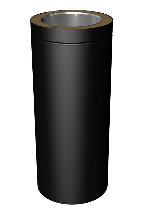 Starter Length 50cm  (build in adapter) Black