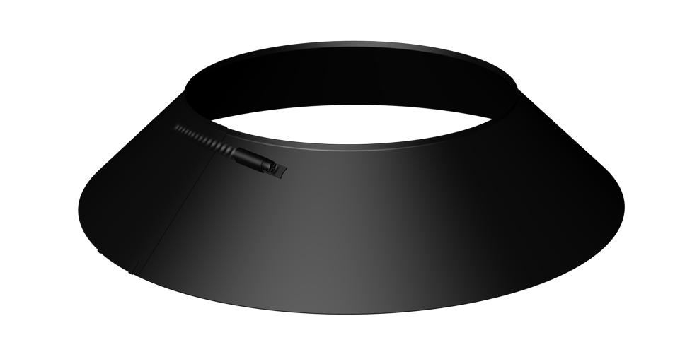 Storm collar black