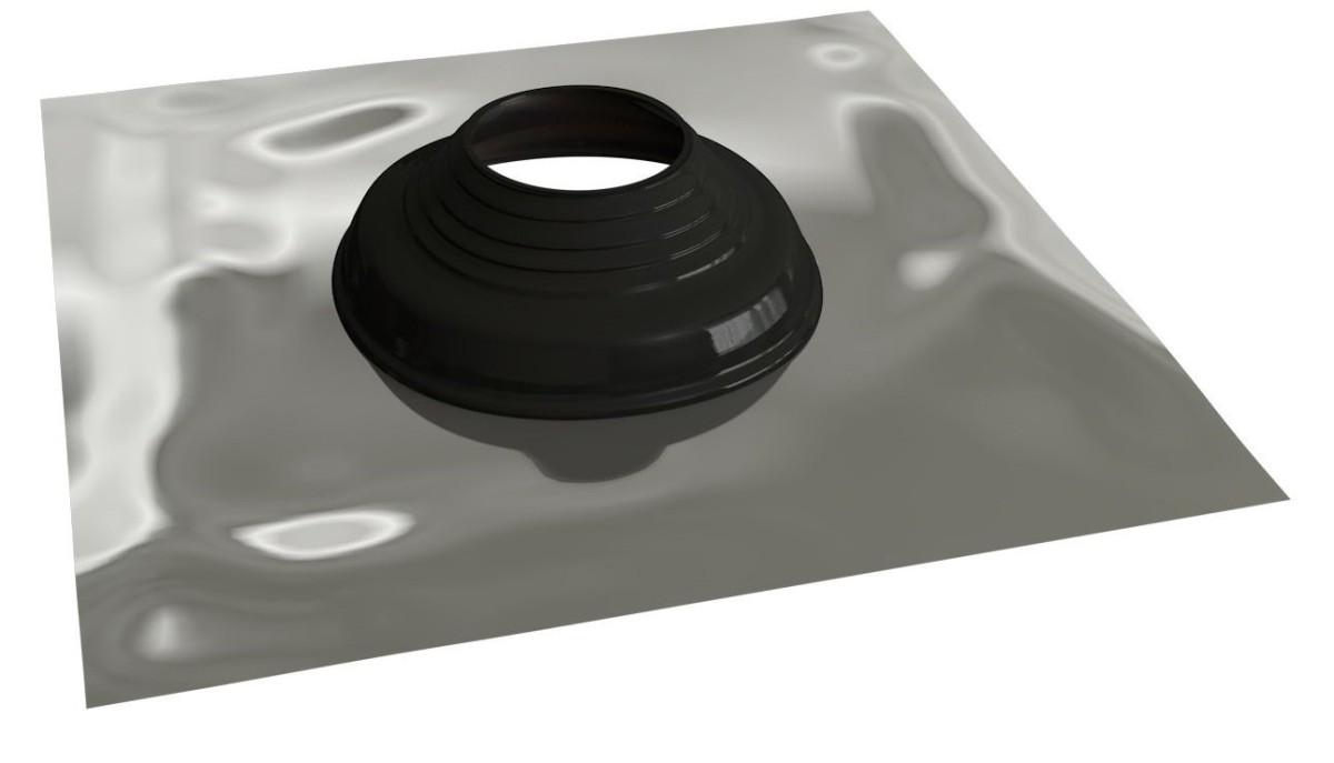 Rubber Aluminium flashing 0 - 45