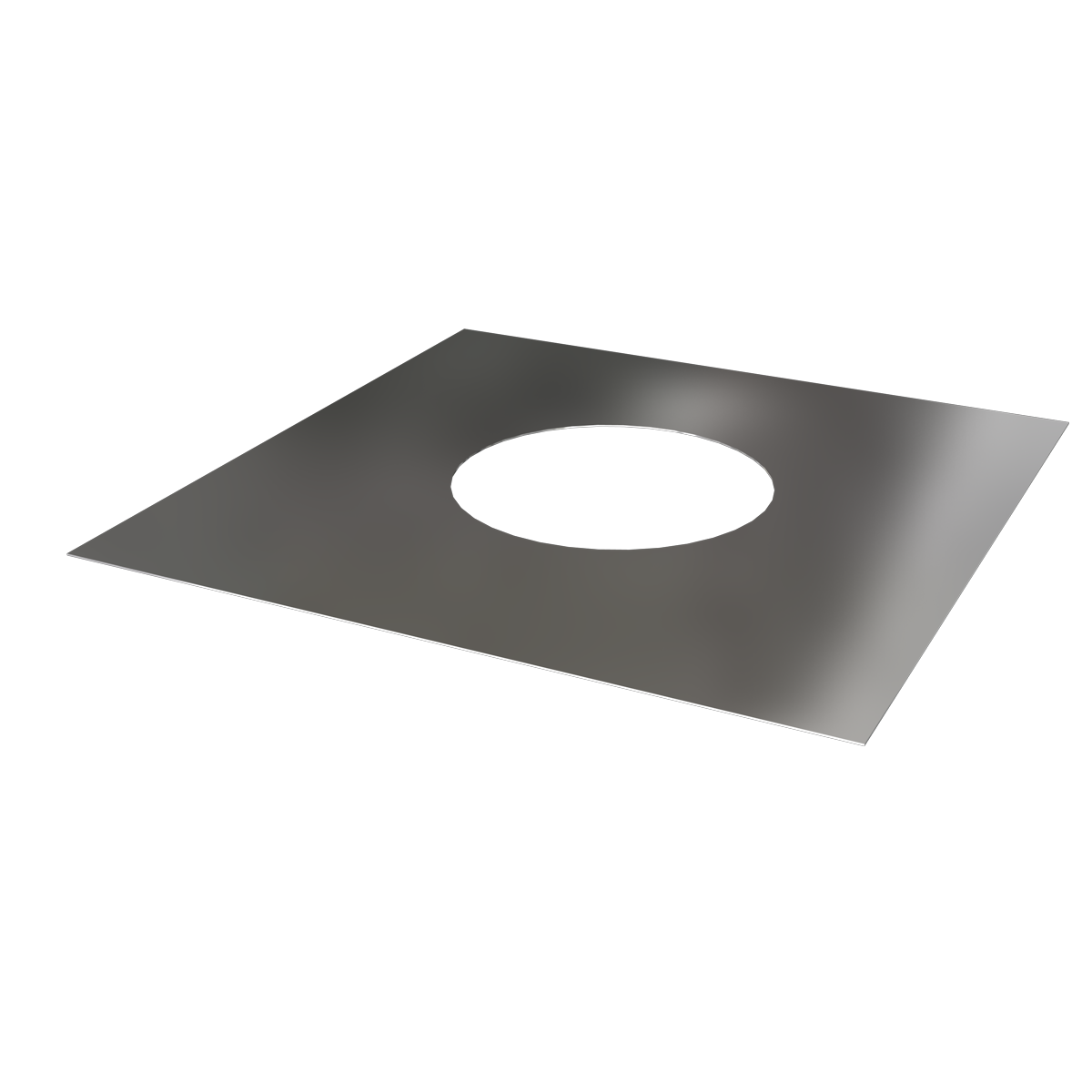 Top Fixing Plate