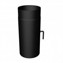 Stove Pipe With Damper