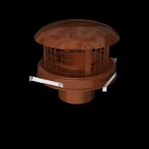 Pot Hanger Rain Cap (steel or terracotta)